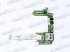 Плата с разъемами USB, Audio, картридера для ноутбука Asus Eee PC 1201