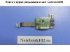 Плата с аудио разъемами Lenovo B560