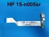 Плата с USB HP 15-n