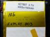 Аккумулятор Explay Informer 703