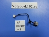 Разъем питания HP DV6-3000 DV6T-3000 LX8
