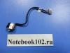 Разъем питания для ноутбука HP dv6-6000, dv7-6000