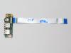 Плата USB и AUDIO DNS C15B
