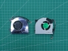 Кулер (вентилятор) для ноутбука DNS C5500Q 123975 MSI X600