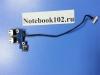 Плата USB с кнопкой включения SAMSUNG NP300 V5Z
